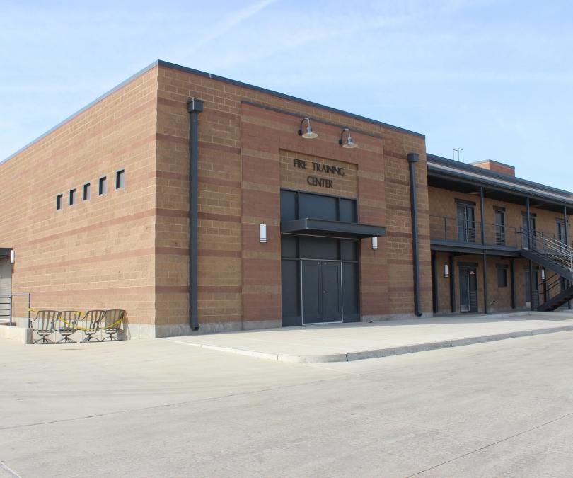 Visalia Fire Station #55 and Training Center