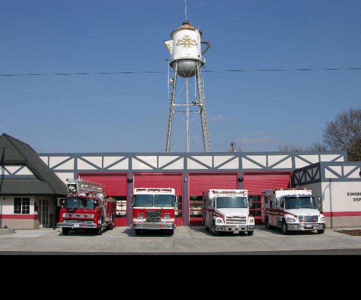 Kingsburg Fire Station